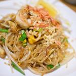 タイ料理ピン・タイ - パッタイ