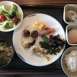 97950037 - 朝食(2018年11月)