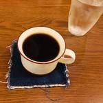白山ドリア・クリム - +150円でコーヒー付く