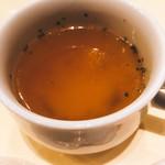 ルノアール - コンソメスープ♪