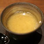 アカ - こっぺ蟹のスープ