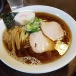 ラーメン 木曜日 - 料理写真:煮干し正油 500円