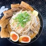 麺屋 白虎 - 料理写真:富士山盛り