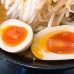麺屋 白虎 - 味玉