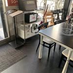 麺屋 白虎 - 店内
