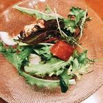 築地寿司清 - 海鮮サラダ