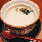 築地寿司清 - 秀逸な茶碗蒸し