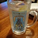 怪獣酒場 - 怪獣グラス バルタン星人