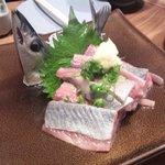 おとわ - 今が旬な秋刀魚刺しw