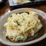 永楽食堂 - ポテトサラダ