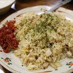 永楽食堂 - チャーハン