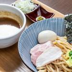 長男、もんたいちお - 料理写真:つけ麺