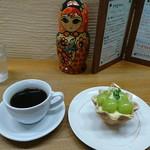 97961757 - ケーキ&コーヒー