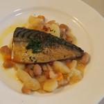ルポ - 鯖と野菜のスパイス煮