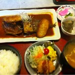 9798476 - サバの味噌煮