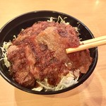 97981054 - ステーキ丼2