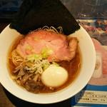 麺や 青雲志 - かき正油らぁ麺