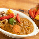 Pono cafe - 濃厚野菜のカレー