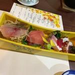 かずさリゾート鹿野山ビューホテル - 料理写真:造里