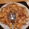 中華料理 漢華林 - 料理写真:肥腸炒豆腐定食700円