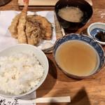 97985007 - 天ぷら定食 竹