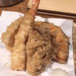 97985008 - 天ぷら定食 竹
