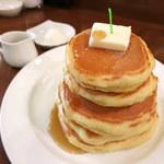 ミモザ - ビッグホットケーキ(720円)