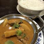 インディアンスパイスファクトリー - 料理写真:マチェル・ジョル