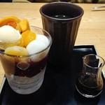 Eirakuya - フルーツあんみつ!!ヾ(o´∀`o)ノワァーィ♪
