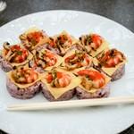 97989077 - ☆五穀米の飾り寿司