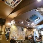 カヤシマ - 店内の雰囲気