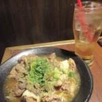 自家製ローストビーフ&生ハム食べ放題 肉バル PERORI - お通し