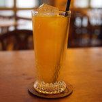 カフェトキオナ - オレンジジュース