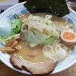 Ramenkoukouya - みそラーメン¥700