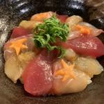 ちねんや~石垣島 - バラちらし 最高美味しいです! 東京の割烹で食べる味でした。