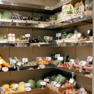 滋賀県農産物特産品直売所「近江の駅」