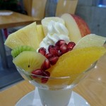 97994622 - 本日のフルーツパフェ