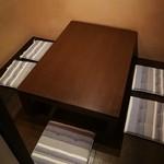 ほりかわ珈琲店 - 個室小部屋