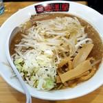らーめん処 麺道蘭 - 料理写真:赤みそラーメン