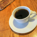 GRAND DELI - 最後の最後にコーヒーまで美味しかった。