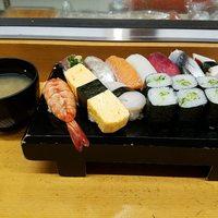 志乃ぶ寿司-お椀はしじみのお味噌汁