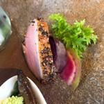 Aji-to - 鴨肉のロースト