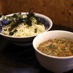 光そば - 料理写真:特製つけ麺