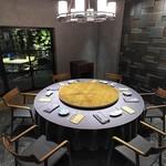 茶禅華 - 円卓の個室。幸福な宴が始まります。