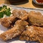 魚寅食堂 - マグロ竜田揚