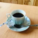かずえ - ホットコーヒー