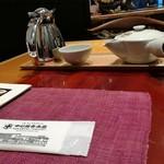 98004207 - テーブル席