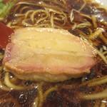 麺屋 翔 - 煮豚感