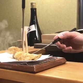 ■天ぷら×日本酒■