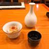 明月庵 ぎんざ 田中屋 - 料理写真:そしてこうなる。